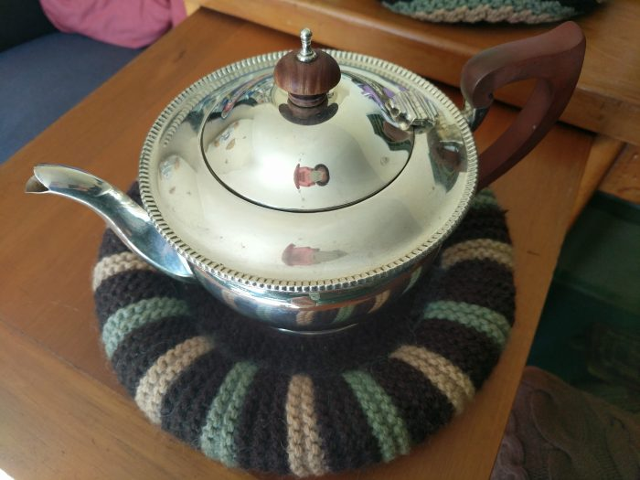 the teapot Parsifal