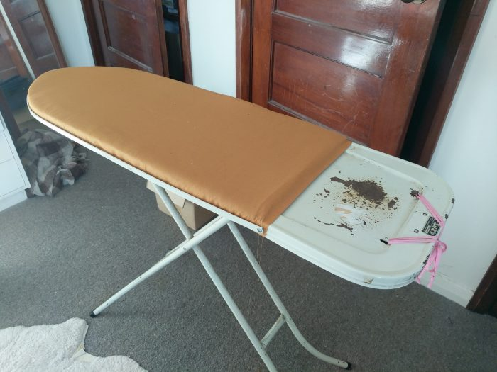 recovered ironing board